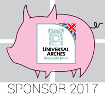 Universal Arches 2017 PIGS Sponsor