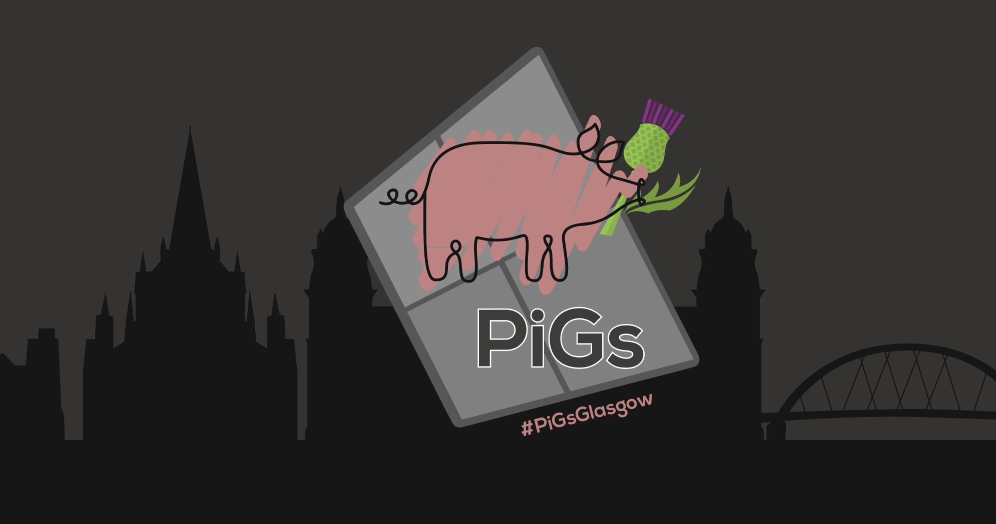 PiGs Glasgow Logo
